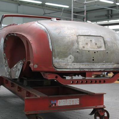 Oldtimer-Restaurierung in Bielefeld